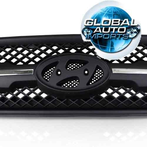 Grade Dianteira Hyundai Tucson 2004 2005 2006 2007 2008 2009 2010 2011 2012 2013