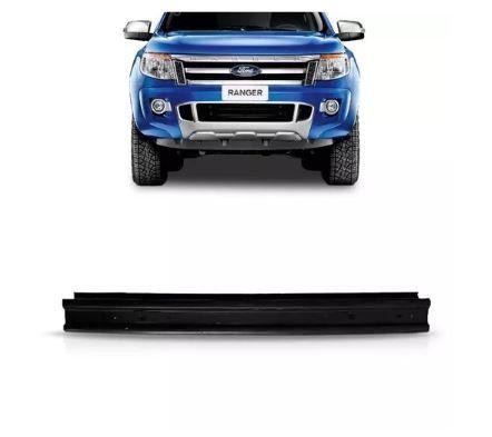 Alma Lamina Parachoque Dianteiro Ford Ranger 2013 2014 2015 2016 2017 2018 2019 2020 2021