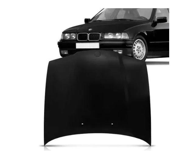 Capô Bmw 318 320 325 328 330 Sedan / Hatch 1992 1993 1994 1995 1996 1997 1998