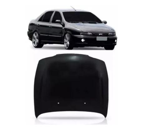 Capô Fiat Brava 1997 1998 1999 2000 2001 2002 2003