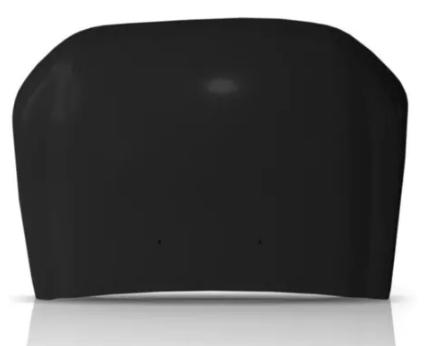 Capô Ford Ranger 2016 2017 2018 2019 2020