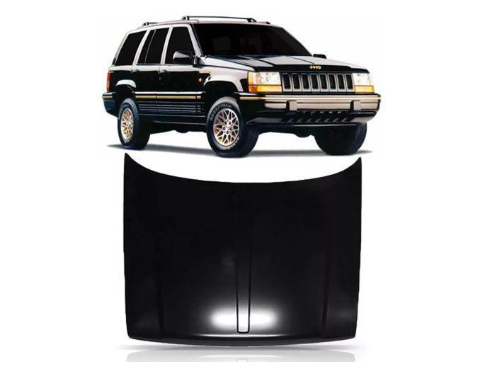 Capô Jeep Grand Cherokee 1993 1994 1995 1996 1997 1998