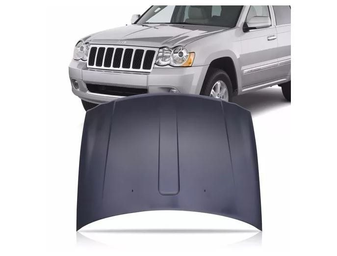 Capô Jeep Grand Cherokee 2005 2006 2007 2008 2009 2010