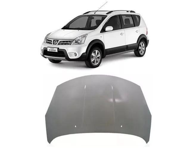 Capô Nissan Livina 2009 2010 2011 2012 2013 2014 2015