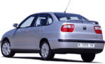 Capô Seat Ibiza Cordoba 2000 2001 2002 2003 2004