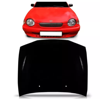 Capô Toyota Corolla Europeu 1997 1998 1999 2000 2001