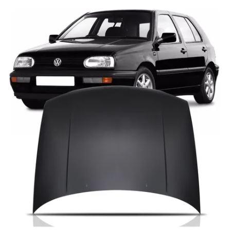 Capô Volkswagen Golf Alemão Mexicano 1992 1993 1994 1995 1996 1997 1998