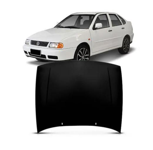Capô Volkswagen Polo Classic 1997 1998 1999 2000 2001 2002
