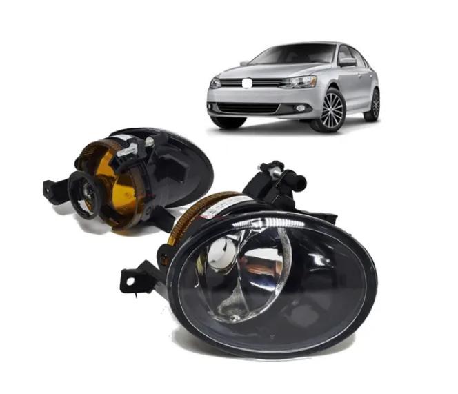 Farol De Milha Volkswagen  Jetta 2010 2011 2012  2013 2014