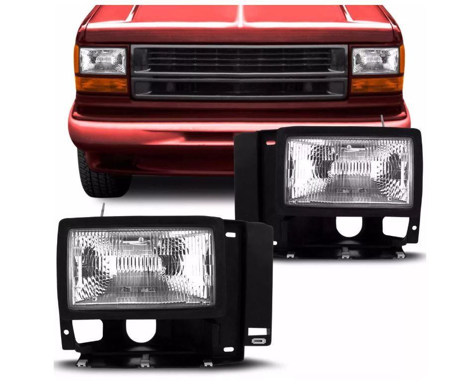 Farol Ford Explorer 1991 1992 1993 1994 Depo / Tyc