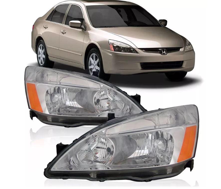 Farol Honda Accord 2003 2004 2005 2006 2007