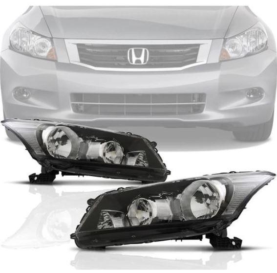 Farol Honda Accord 2008 2009 2010 2011 2012