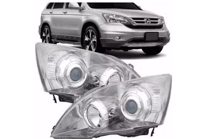 Farol Honda Crv 2007 2008 2009 2010