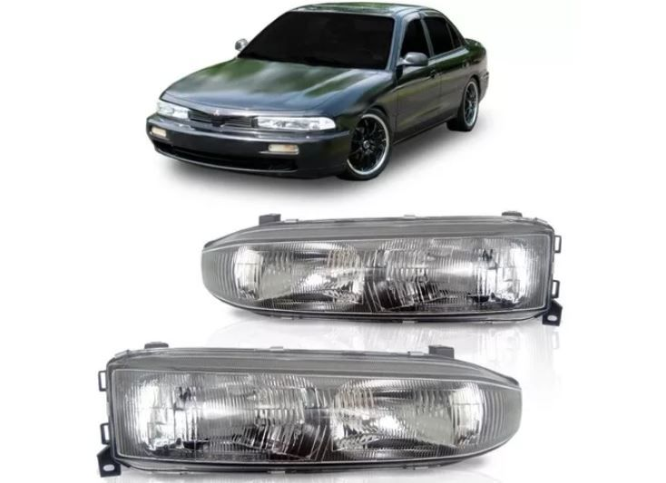 Farol Mitsubishi Galant 1993 1994 1995 1996