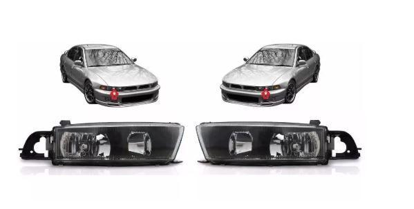Farol Mitsubishi Galant 1997 1998 1999 2000 Depo