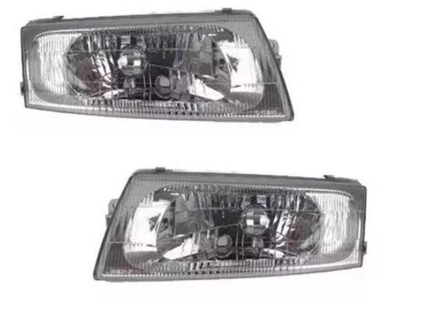 Farol Mitsubishi Lancer 1998 1999 2000 2001 Tyc Depo