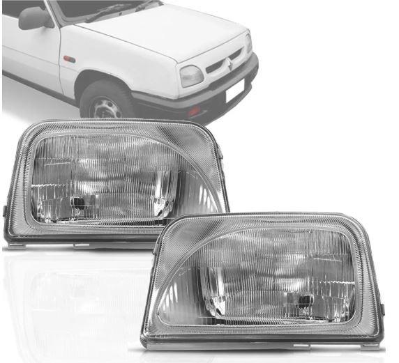 Farol Renault Express 1995 1996 1997 1998 1999