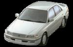 Farol Toyota Corona 1998 1999 2000 Mascara Negra