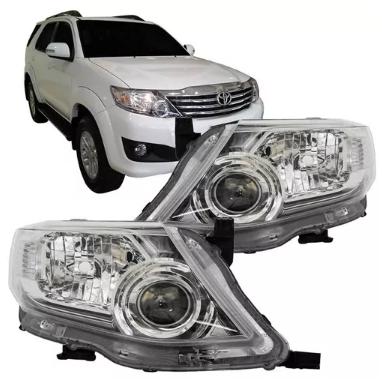 Farol Toyota Hilux Sw4 2012 2013 2014 2015