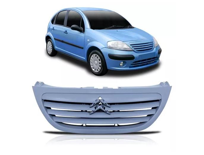 Grade Dianteira Citroen C3 2004 2005 2006 2007 2008