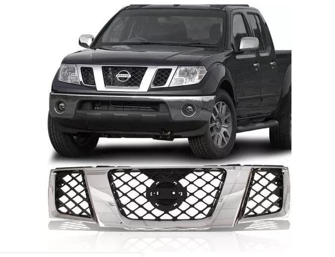 Grade Dianteira Nissan Frontier 2008 2009 2010 2011 2012