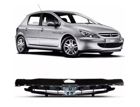 Grade Dianteira Peugeot 307 2002 2003 2004 2005 2006 Interna