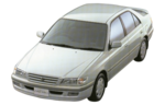 Grade Dianteira Toyota Corona 1998 1999 2000 Cromada