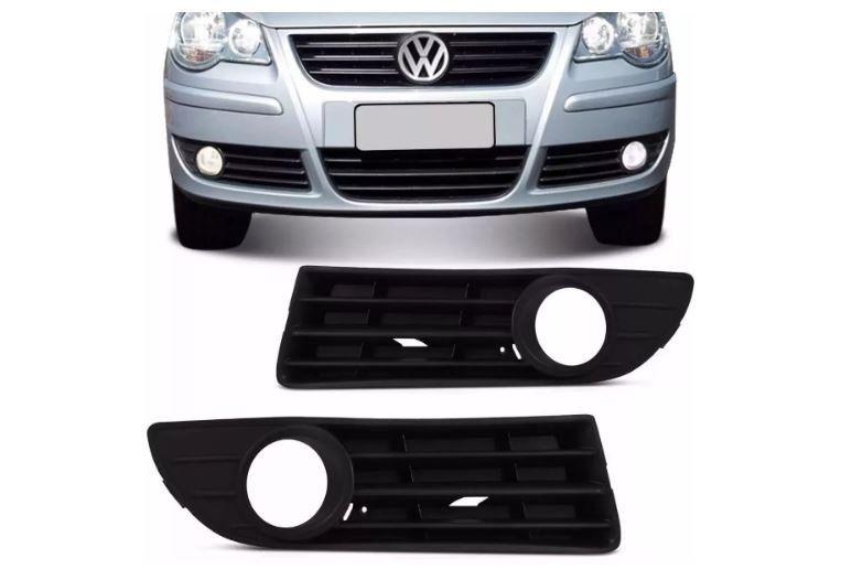 Grade Do Milha Volkswagen Polo Hatch Sedan 2007 2008 2009 2010 2011 2012 Com Furo