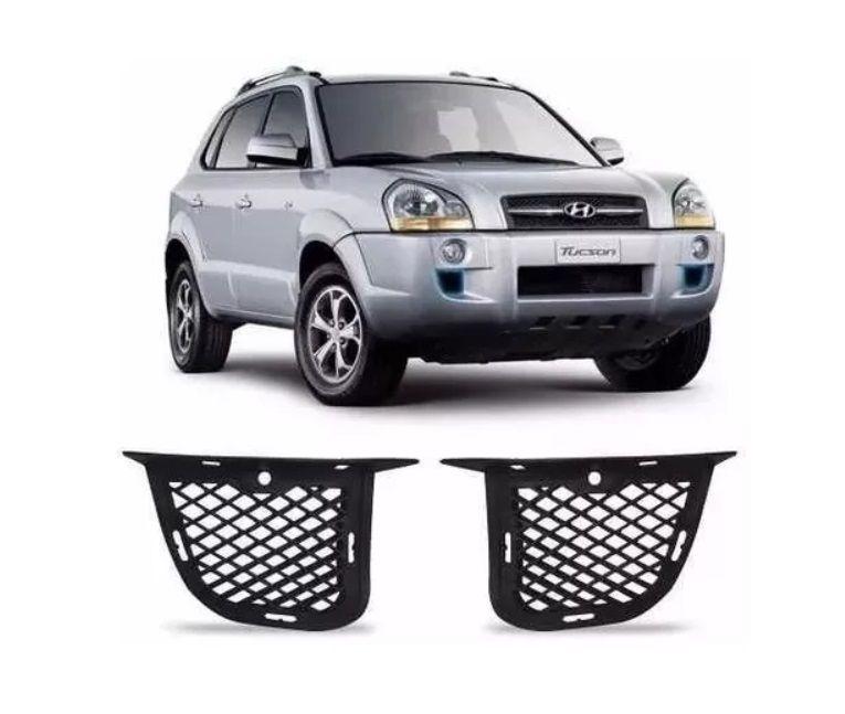 Grade do Parachoque Hyundai Tucson 2004 2005 2006 2007 2008 2009 2010 2011 2012 2013 2014 2015