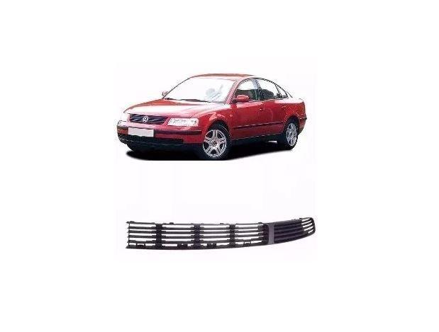 Grade Do Parachoque Volkswagen Passat 1997 1998 1999 2000 Esquerda Maior