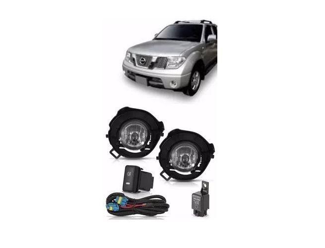 Kit Farol Milha Nissan Frontier Pathfinder 2008 2009 2010 2011 2013