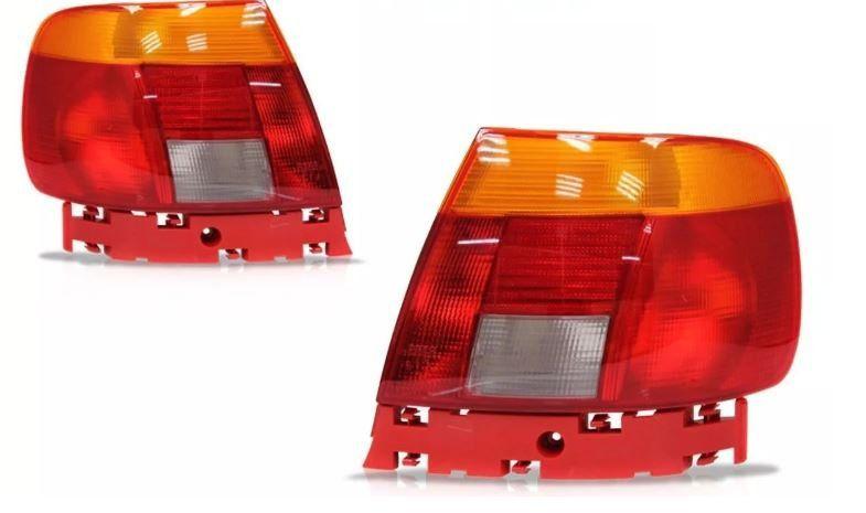 Lanterna Traseira Audi A4 1994 1995 1996 Tricolor