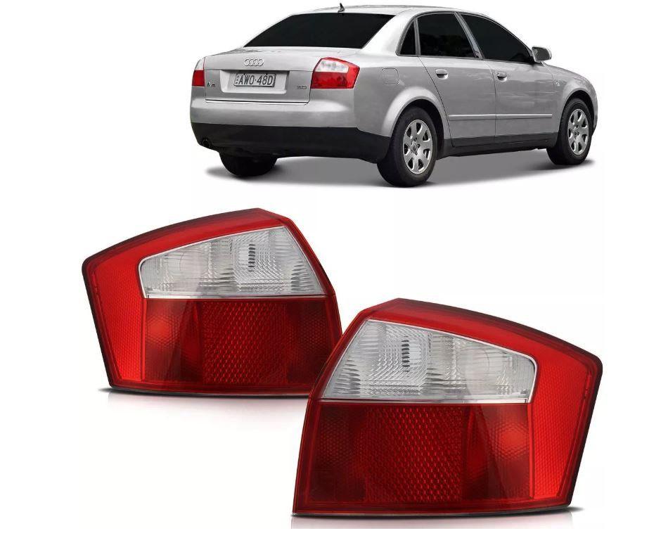 Lanterna Traseira Audi A4 Ano 2002 2003 2005