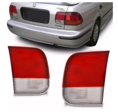 Lanterna Traseira Honda Civic 1996 1997 1998 Mala