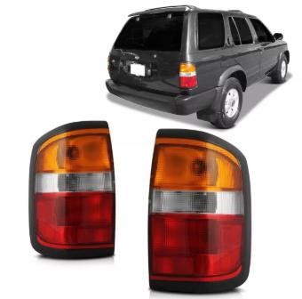 Lanterna Traseira Nissan Pathfinder 1997 1998 1999