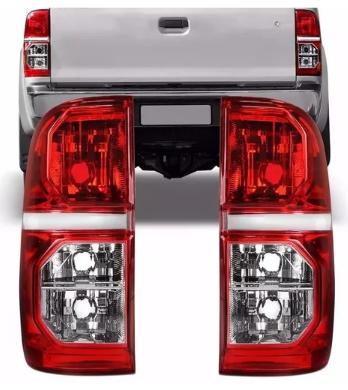 Lanterna Traseira Toyota Hilux Pickup Srv 2012 2013 2014