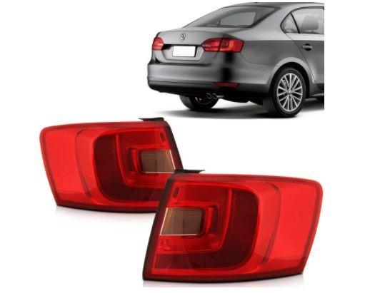 Lanterna Traseira Volkswagen Jetta 2011 2012 2013 2014 Canto