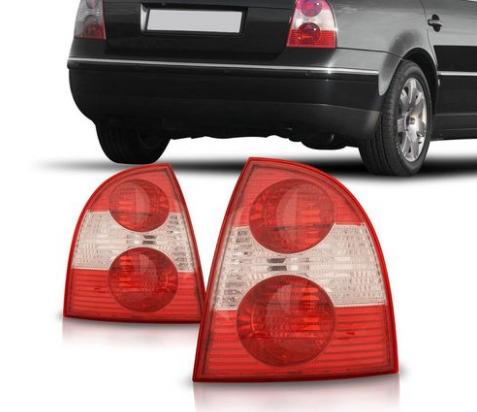 Lanterna Traseira Volkswagen Passat Alemão Sedan 2001 2002 2003 2004 2005