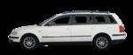 Lanterna Traseira Volkswagen Passat Sedan 1997 1998 1999 2000 Re Cristal
