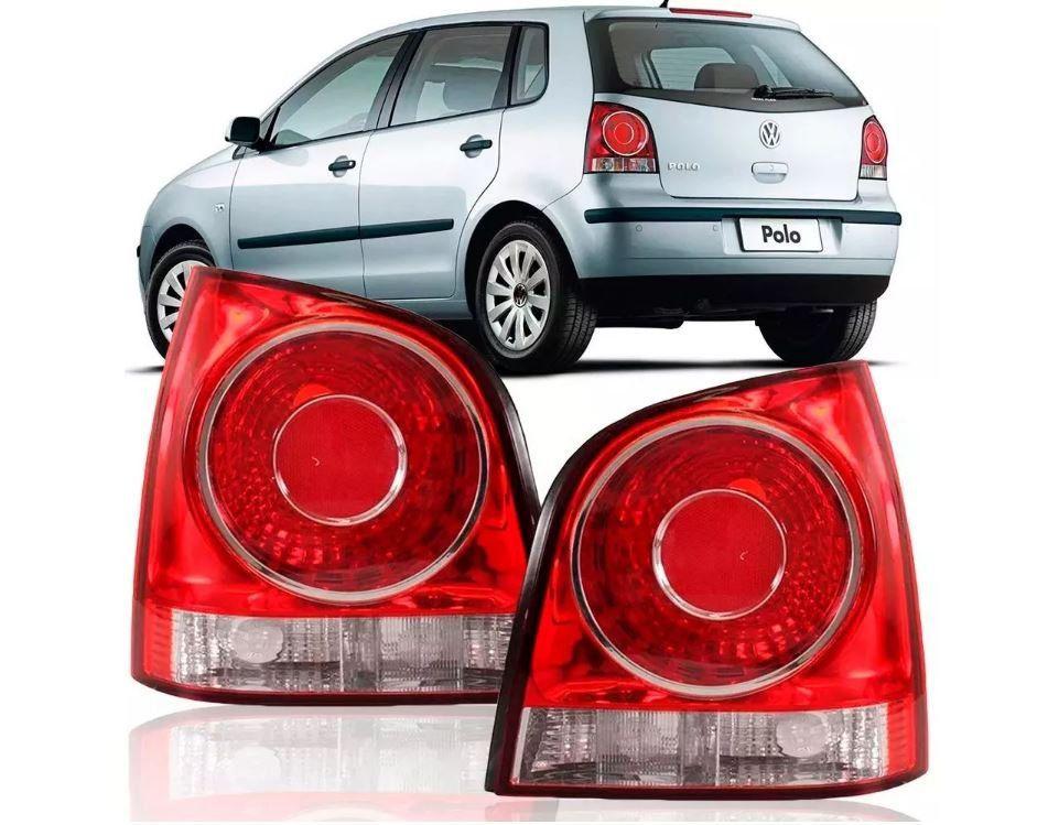 Lanterna Traseira Volkswagen Polo 2007 2008 2009 2010 2011 2012