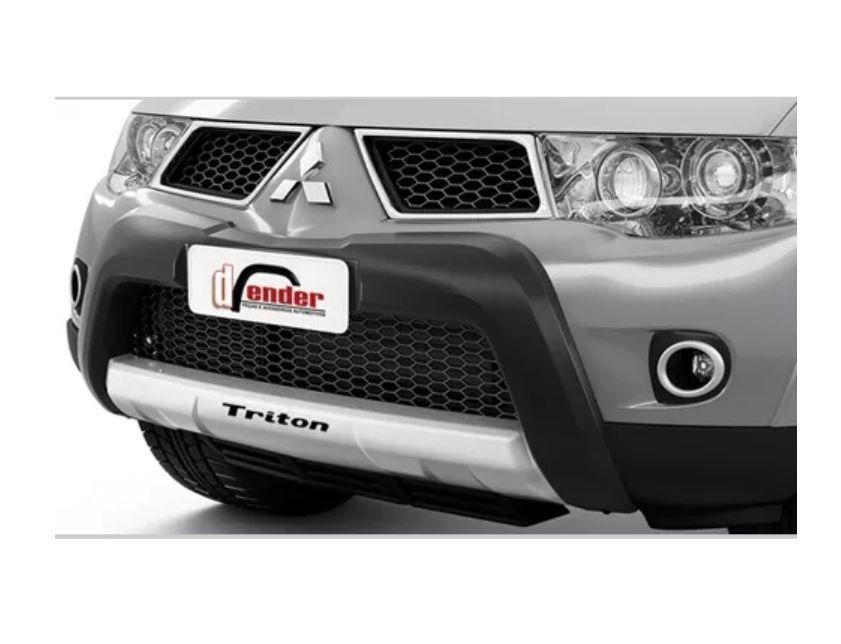 Overbumper Mitsubishi L200 Triton 2013 2014 Marca Dfender