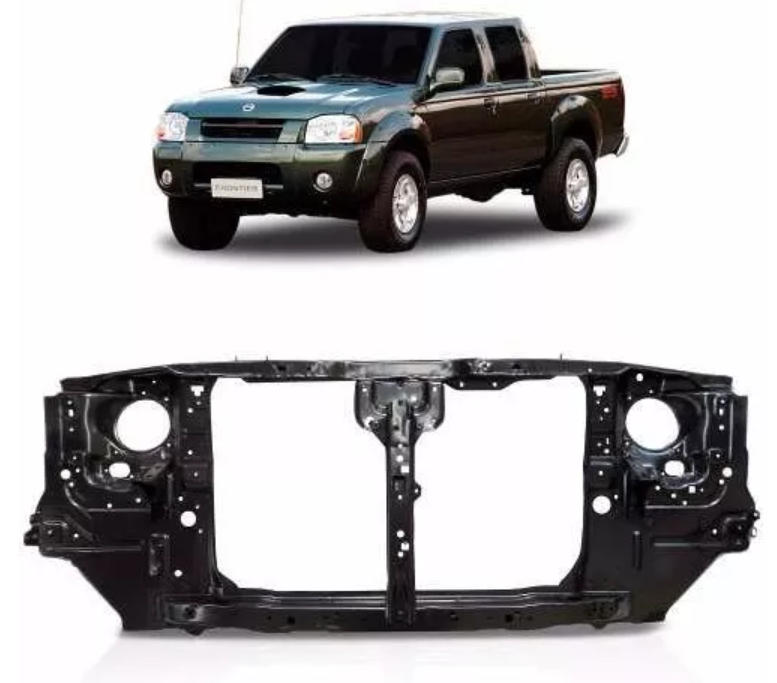 Painel Dianteiro Nissan Frontier 2002 2003 2004 2005 2006 2007