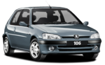 Painel Frontal Oculos Peugeot 106 1996 1997 1998 1999 2000 2001 2002 2003