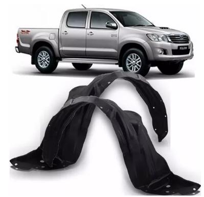 Parabarro Dianteiro Toyota Hilux Srv Sr 2012 2013 2014 2015