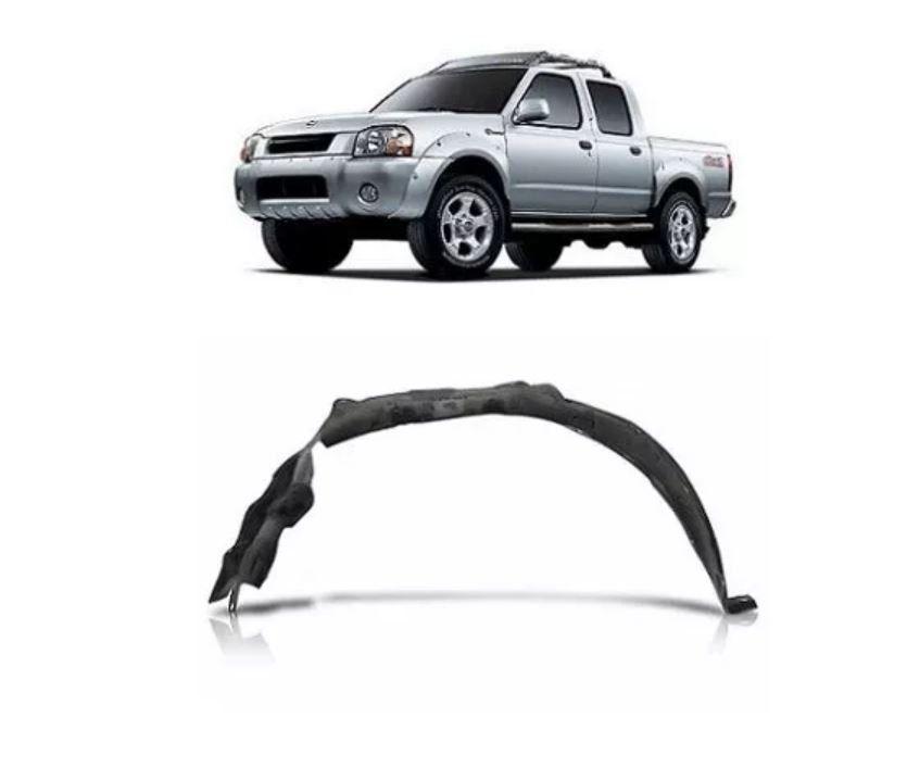 Parabarro Dianteiro Nissan Frontier 1998 1999 2003 2004 2005 2006