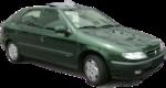 Parachoque Dianteiro Citroen Xsara 2000 2001 2002 2003 2004 2005 2006 sem Furo
