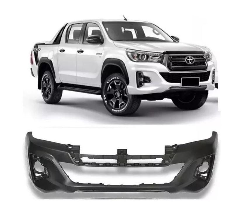 Parachoque Dianteiro Toyota Hilux Srv Pick Up 2019 2020