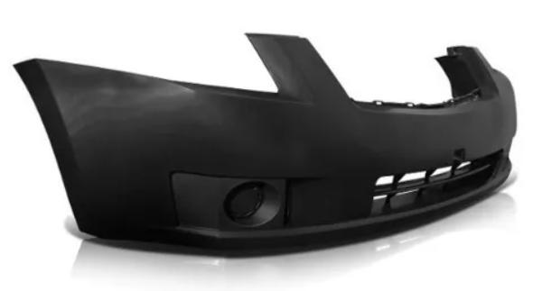 Parachoque Dianteiro Nissan Sentra 2011 2012 2013 Com Furo