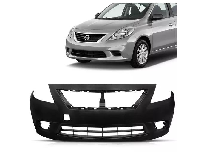 Parachoque Dianteiro Nissan Versa 2010 2011 2012 2013 2014