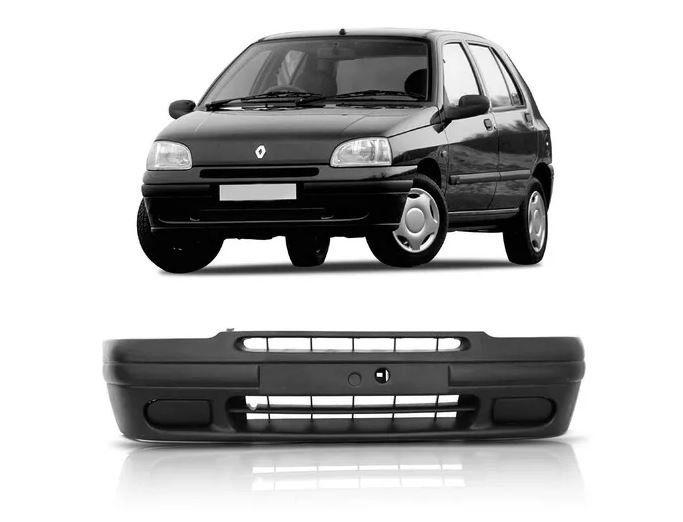 Parachoque Dianteiro Renault Clio 1995 1996 1997 1998
